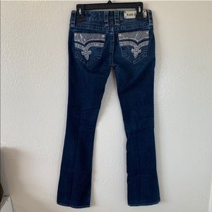 Rock Revival Slim Bootcut Jeans
